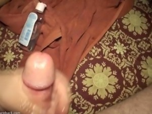Shemale Jiji Pulsating Cock Doing