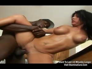 Hot MILF fuck by plumber with huge cock