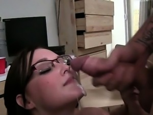 Beauties fucked one by one