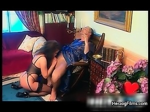 Horny babe is fucked by horny guy
