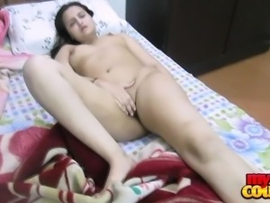 this cutie loves to masturbate