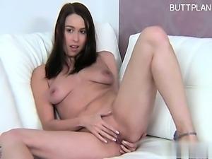 Hot girlfriend hardfuck