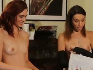Amber Rayne and Jodi Taylor - I'm Sew Wet