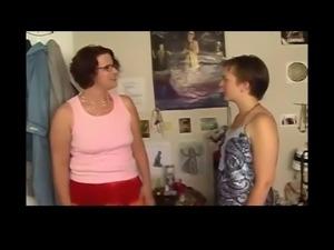 Hairy Mature Lesbians BVR