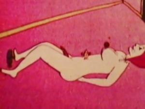 Funny vintage cartoon porn