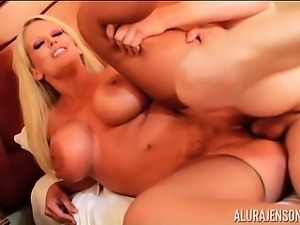 Alura Jenson Fucks Chad Diamond