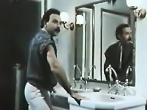 Old Fashioned Fucking In The Bathroom