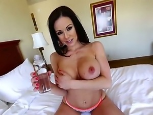 Nice and big tits fuck for Kevin Moore by awesome Kendra Lust