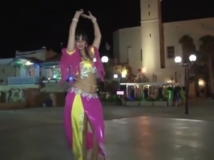big ass belly dance