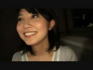 Japanese cute beautiful girl blowjob and sex