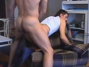 Gay Anal Hole Barebacking Takes a Hot Dick