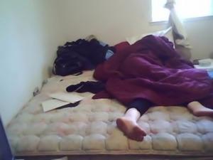 sleeping wife gets fucked and cum on feet free