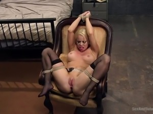 luscious nikki gets dominated by horny man