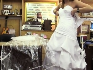 A Brides Naughty Revenge At The Pawnshop