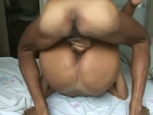 Huge Booty Brazilian Amateur