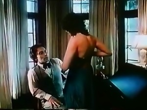 Kay Parker, John Leslie in vintage xxx clip with great sex