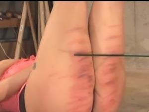 In bondage