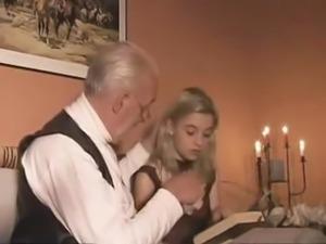 Grandfathers Lust !