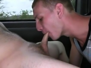 Teen gay gangbangs Gorgeous Day For Anal Sex On The Baitbus!