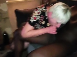Mature wife cheating her husband with a BBC