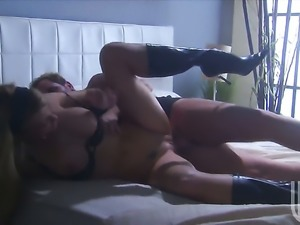 Jessica drake gets her pretty face jizzed on