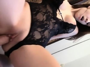 naughty-hotties net - austrian babe lingerie quickie - cum o