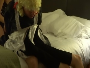 sissy maid humiliation part 4