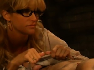 Saucy chick jessica drake cant live a day without taking sturdy dick in her...
