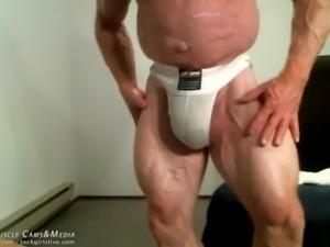 Tom Lord in his Jock (NSFW)