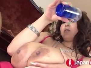 JAPAN HD Busty Squirting Japanese Teen