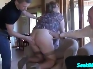 French Amateur Threesome