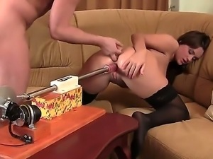 Kendra Star loves to bang with her husband, but this time she wants to...