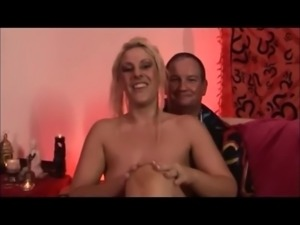 British wife visits sex guru with hubby