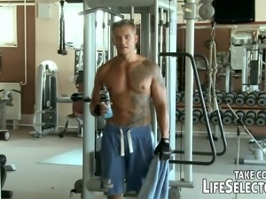 fitness junkies