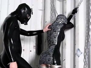 hungry BDSM action with fetish babes