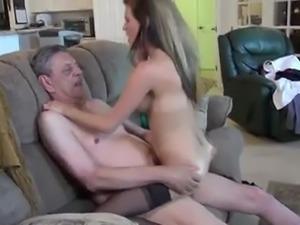 sluty blonde and her sugar Sweet older man