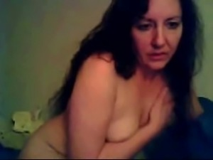 Hot milf fucking me on cam 1