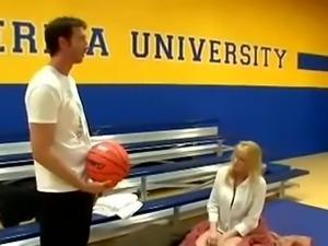 Basketball intercourse