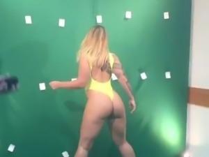 Naked news promo