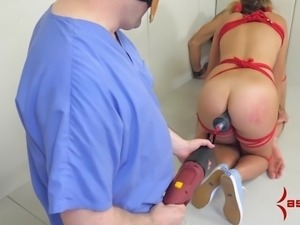 Teen Anal Slave, Sophia Grace, Gets Used Hard