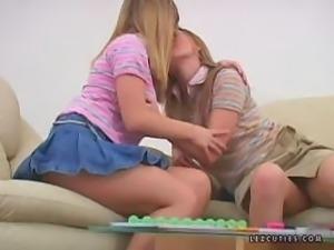 Aubrie Eileen Teen Lesbians