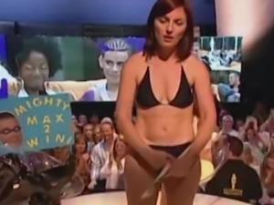 Davina McCall hot ass & tits