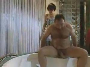 SB3 Sexy Teen Maid Provides The Hole Service !