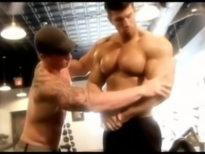 Mark Dalton and Zeb Atlas Wank