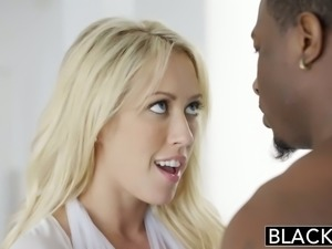 BLACKED Wife Capr Cavanni loves Big Black Cock Creampie