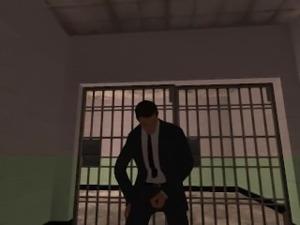 GTA - Multi Theft Auto - Fap in Jail