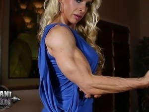 Jill Rudison 01 - Female Bodybuilder