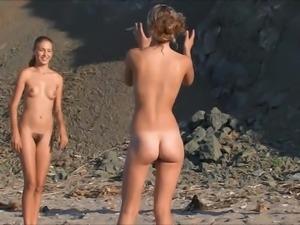 Freedom Boat, Teenage Nudist