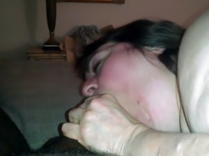 white bbw mature sucking bbc and get facial