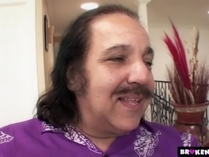 BrokenTeens  Ron Jeremy Still Going Hard